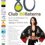 El Club Bellaterra celebra 80 anys