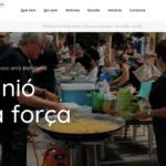 """La Unió de Veïns estrena nou web amb el lema """"La unió fa la força"""""""