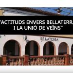 Estudi d'Actituds envers Bellaterra i la Unió de Veïns